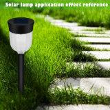 屋外の場所の太陽景色ライトはヤードの庭のテラスを好む