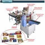 Swf-450 수평한 구워진 음식 양식 충분한 양 물개 유형 포장 기계