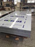 PE покрытие алюминиевых композитных панелей для монтажа на стену оболочка