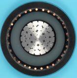 Base unique fil d'acier 10mm Câble blindé 3 Core 4 de base (câbles SWA et STA)
