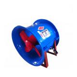 Ventilador axial del extractor de la descarga del humo que se coloca de alta temperatura