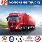 Los Agentes de Ventas Globales Recuit/distribuidores en todo el mundo de Dongfeng volcar el tractor camiones