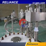 Multi aseptische Hauptfüllmaschine für Flaschen des Glas-/Pastic