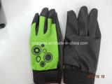 Glove-Garden Glove-Safety Glove-Work Glove-Fabric Gant Glove-Lady