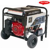 Fabrik-kleiner beweglicher Benzin-Generator (BH8000FE)