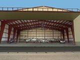 A estrutura de aço do Depósito de Manutenção do Avião (KXD-SSB1319)