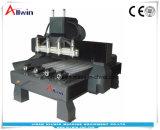 Mittellinie Multi-Kopf Drehbock-Bewegung CNC-Fräser-Maschine 1590-4