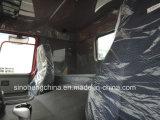 336HP Sinotruk HOWO 6X6 모든 바퀴 드라이브 화물 트럭