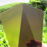 Замороженный лист поликарбоната с 10 летами гарантированности