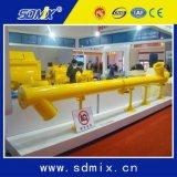 273mm Bauvorhaben-Kleber-Gebrauch-Schrauben-Förderanlage auf heißem Verkauf