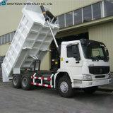 mini sino 6X4 30ton HOWO camion à benne basculante de 371HP à vendre