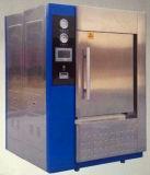 Autoclave à vapeur sous vide à impulsions horizontales pour aliments