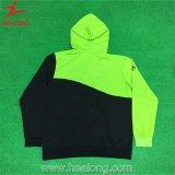 적당한 가슴 로고 온난한 면 Hoodies (스웨터)를 가진 Healong 형식 형광 색깔