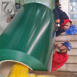 Dx51d Z60 de 0,3 mm PPGI bobinas de acero prebarnizado