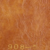 Cuir semi-PU résistant à l'abrasion pour meubles (908 #)