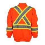 Высокая видимость Зимняя куртка безопасности отражает