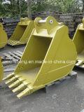 A rocha padrão da máquina escavadora reforça a cubeta para KOMATSU PC1250