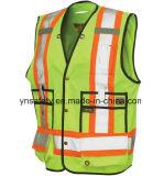 Chaleco de la seguridad/chaleco de Reflecitve/chaleco de trabajo