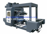 High Pressure 2 Couleurs Flexographic Printing Food Box Machine