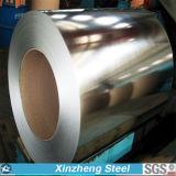 материал толя 0.125mm-0.8mm Q195 Dx51d Китай гальванизировал стальную катушку