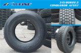 Europäische Qualitätschinesische LKW-Gummireifen für Afrika-Markt 12.00r20