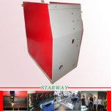 Изготовленный на заказ ровные части изготовления металла черного порошка Coated