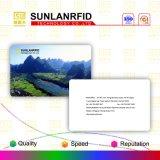Impressão Offset sem contato MIFARE de Cmyk mais o cartão de microplaqueta de X4k