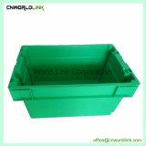 De op zwaar werk berekende Rang die van het Voedsel 60kgs Plastic Plantaardige Container voor Fruit bewerken