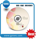 2017年のRoncのブランドのOEMによって印刷されるロゴのブランクのCD 700m 1-52X 80min