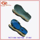 De nieuwe Zool Sandals van de Hoogste Kwaliteit EVA+Rb van de Manier van de Stijl voor het Maken van de Schoenen van Mensen