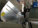 El corte de aluminio industrial del perfil consideró la máquina