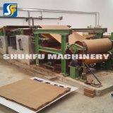 Cartulina del lodo de la capacidad de la alta calidad de China que hace precio de la máquina