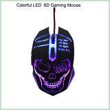 10% от Прохладный Дизайн Красочные 6D светодиод Gaming Mouse