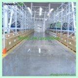 Entrepôt de stockage réglable sélective étagère de palette