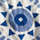 Katoenen van 100% Reactieve Af:drukken om de Handdoek van het Strand
