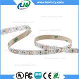 Liste UL SMD3014 Rouge Strip Light LED souples