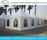 5X5m de Tent van de Pagode van de Markttent van het Canvas voor 25 Seaters (ML093)