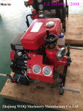 ホンダGx630エンジンを搭載するBj15A消火活動ポンプ