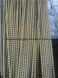 Gelbe und schwarze flexible innere Welle des Pinsel-Scherblockes