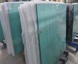 Vidrio Tempered helado puerta de cristal de encargo del cuarto de baño del recinto de la ducha