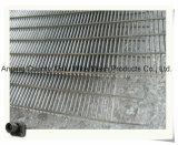 L'écran d'assèchement de bord / Panneau de filtre en coin plat WRE