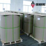 Bobine en aluminium enduite par Decorativepvdf de la Chine pour le matériau de construction de construction