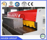 Máquina de corte hidráulica da elevada precisão