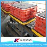 Produit malléable de cadre de moulage de sable de fer de fonte grise de cadres de sable de qualité