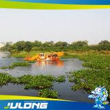 Mietitrice acquatica del Weed per la pianta acquatica di pulizia e l'immondizia di galleggiamento
