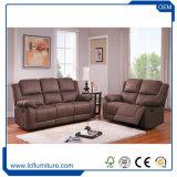 Assento ajustado 3 do sofá do couro da forma da alta qualidade 2 1