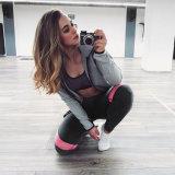 La forma fisica di Sportwear di yoga ansima le ghette (3051)