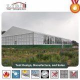 White Color Roof Aluminum Structure Outdoor Tents Vent, 1000 People Capacity for Wedding
