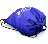 210d Oxford Drawstring Backpacks Water-Proof Shoe Bag para esporte