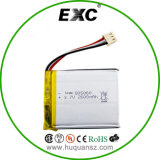 전기 Toy Custom Lithium Battery 805060 3.7V 2600mAh